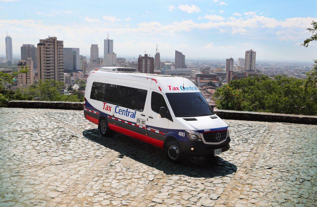 Microbus Pereira